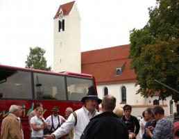 2008: Ein Bus voller Bochumer in Schwabniederhofen