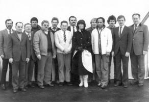 Unsere Gemeinderatskandidaten/in 1984