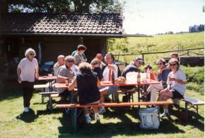 SPD-Radltour 2000