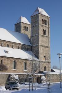 Romanische Basilika - fast 800 Jahre alt